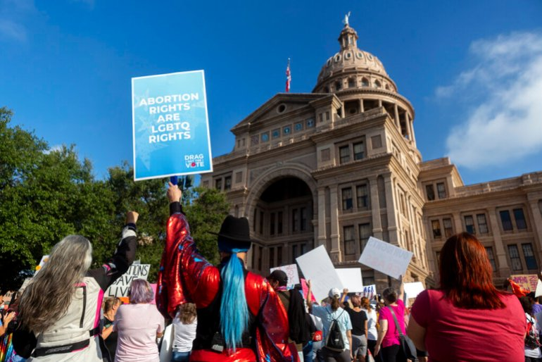 , Shock, disbelief, panic: Living under the Texas abortion ban, The World Live Breaking News Coverage & Updates IN ENGLISH
