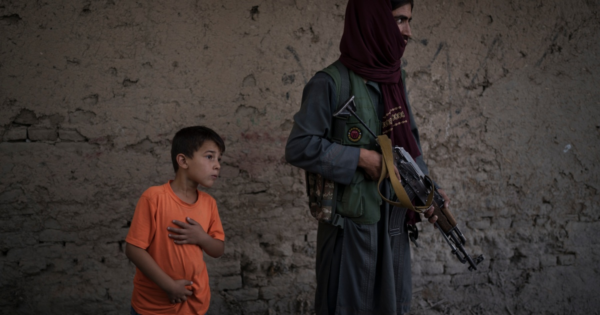 , Taliban: From Afghanistan's rugged mountains to policing streets, The World Live Breaking News Coverage & Updates IN ENGLISH