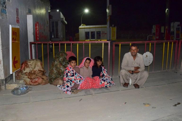 Houses collapse after earthquake hits southern Pakistan   Earthquakes News   Al Jazeera