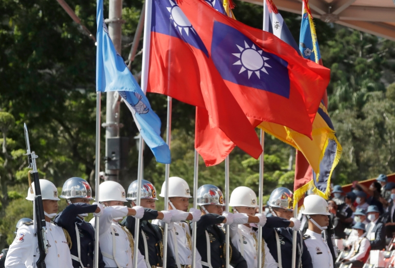 , Taiwan will not bow down to China, says president, The World Live Breaking News Coverage & Updates IN ENGLISH