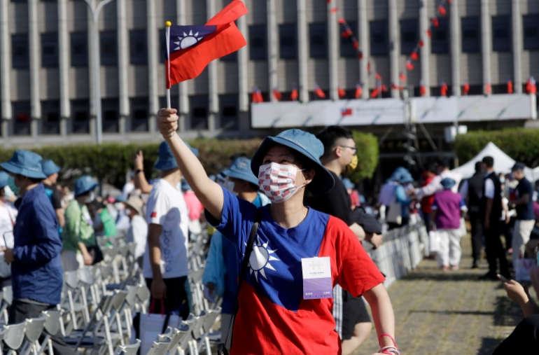 Taiwanese do not bow to China, the president says News - Xnewsnet