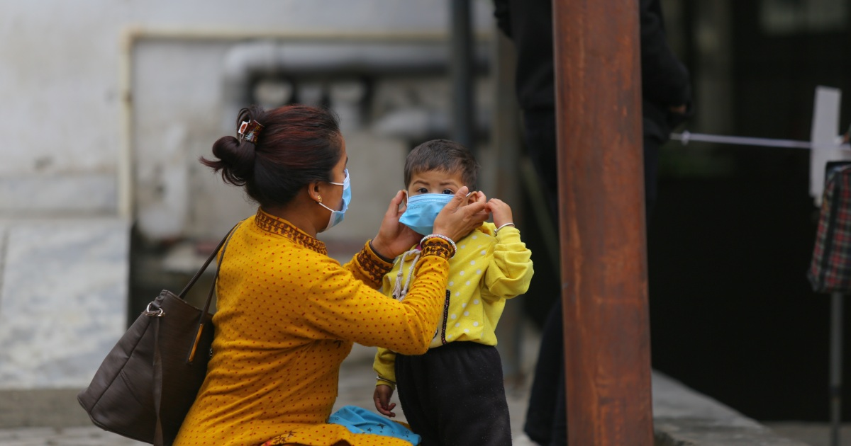 We cannot continue to ignore the COVID childcare crisis   Coronavirus pandemic