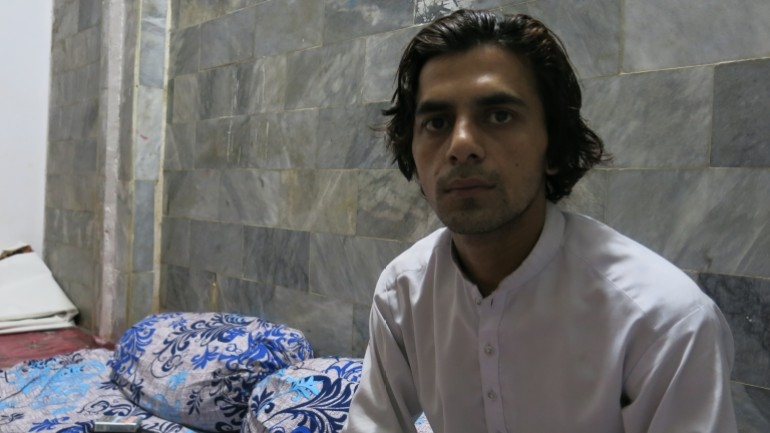 Afghan musician
