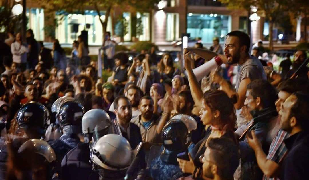Lebanon uprising protesters anxiously await military court trials