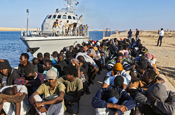 , Libyan coastguard intercepts 500 migrants in latest clampdown, The World Live Breaking News Coverage & Updates IN ENGLISH