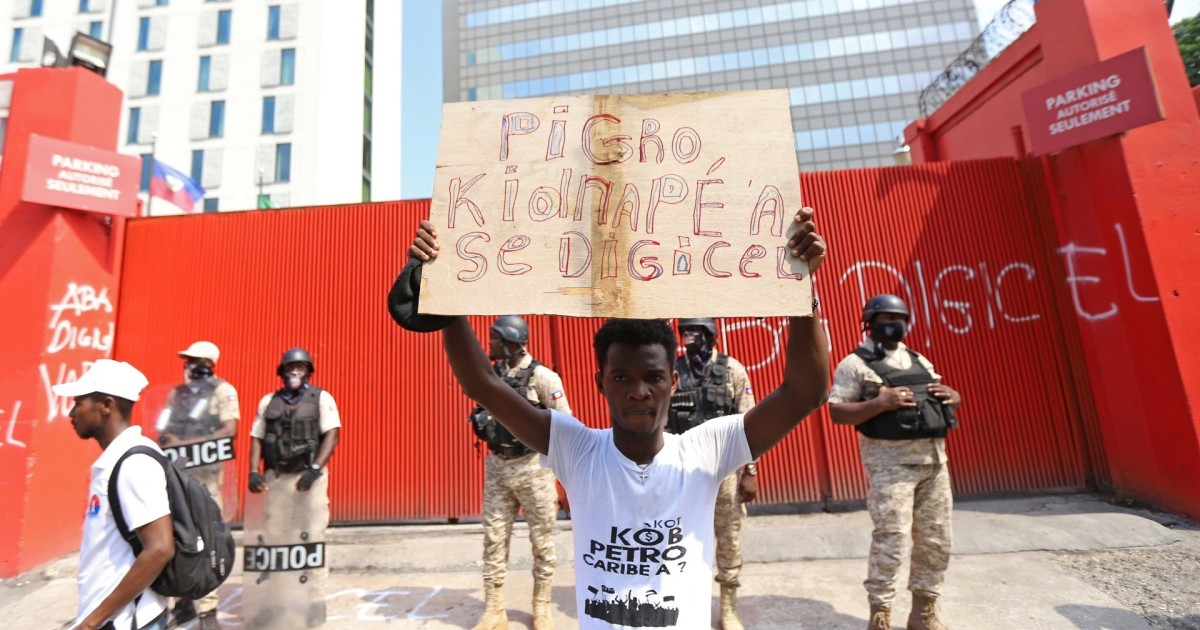 Will Haiti need international action to bring back stability?